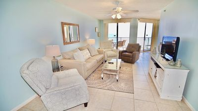 Photo for DIRECT GULF FRONT, FANTASTIC VIEWS, BEACHY DECOR, TONS OF AMENITIES, PHOENIX V BUILDING,