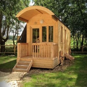 Photo for unusual lodgings in the heart of nature Roulette 4