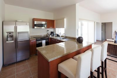 Las Colinas Two Bedroom Full Kitchen