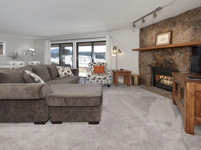 Photo for Direct Lake Views, Modern Condo on Lake Dillon, Minutes to Keystone, On Bus Route