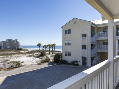 Photo for Save by booking Gulf Side Unit on Dune Allen Beach- Pet Friendly!