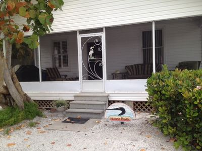 Photo for Private Home and All the Amenities! Steps to Best Beach! Great Beach Bungalow.