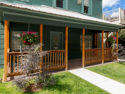 "Photo for Ouray Hot Springs Condo - ""Main Street Condo"" - Pet Friendly"