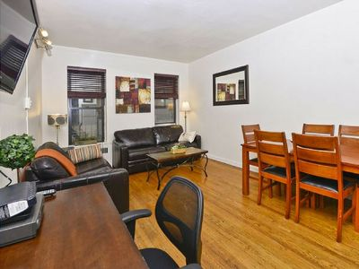 Photo for Large 1BR in Midtown East (8071) - One Bedroom Apartment, Sleeps 5