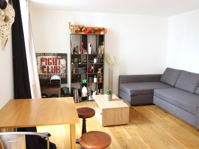 Photo for HostnFly apartments - Charming apartment in the heart of Paris