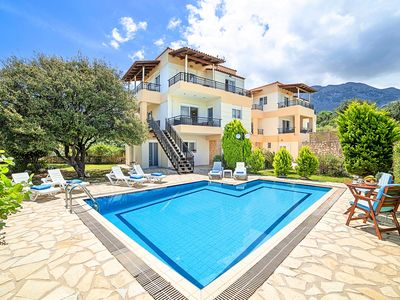 Photo for Mare Blue Villas | 2 Heated Pools