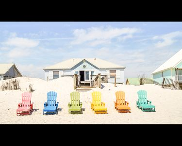 Photo for Beach Front, Incredible Views, Dog Friendly Beach and Home!!