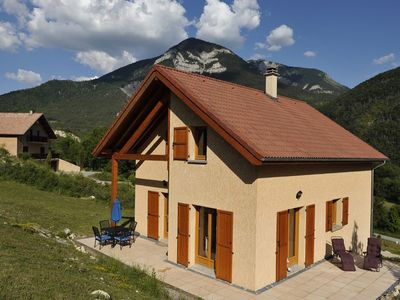 Photo for Spacious Chalet in the Alps. Perfect for Summer/Winter activities or lazy days!