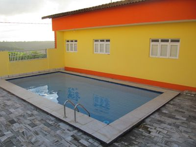 Photo for Large house with pool