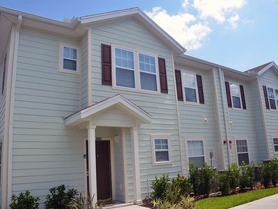 Photo for Near Disney World - Lucaya Village - Feature Packed Contemporary 4 Beds 3 Baths Townhome - 3 Miles To Disney