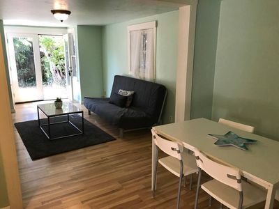 Photo for Simple and cute, great location! Walk to Bart, Restaurants, Groceries, theatre
