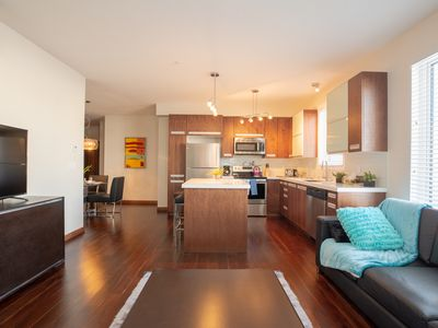 Photo for NEW Aura New Built and Spacious 2 Bed, 2 Bath Condo