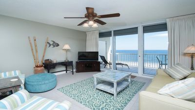 Photo for Gulf Front Beauty:  3BR/3BA Condo: Recently Upgraded