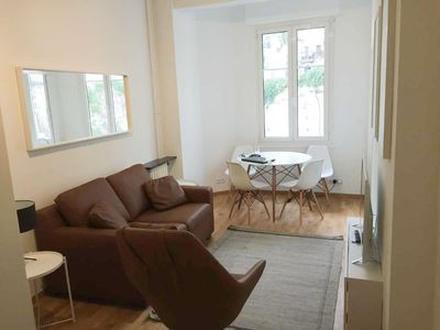 Photo for Cozy apartment in Beausoleil near the center