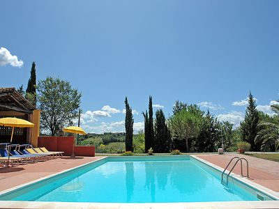 Photo for Apartment Salci in Castelfiorentino - 4 persons, 2 bedrooms