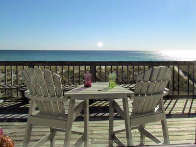 Photo for Beach Front Beauty, private home ....Welcome to Beach House!!!