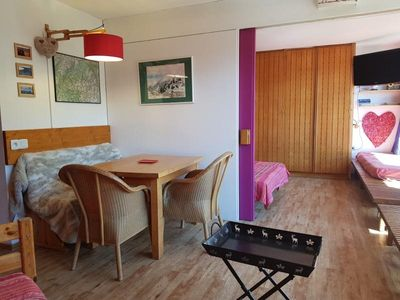 Photo for Apartment Les Arcs 1600, 1 bedroom, 5 persons