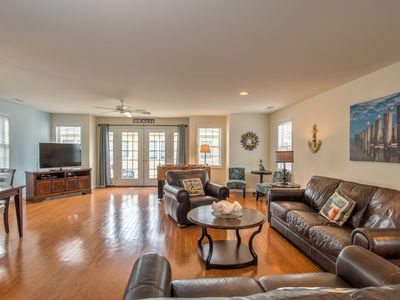 Photo for Beautiful Beach Blk Condo Slps15 POOL-Labor Day Avail! Call/text 6095029239!