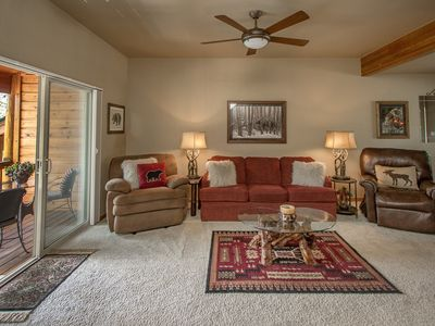 Photo for Gorgeous town home with private garage and central location in Dillon