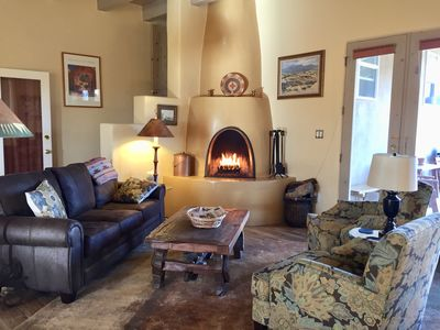 Photo for Casa Tórtola - 3BR Close To Plaza, Skiing, Ft. Marcy Park. Great Mountain views