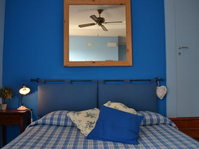 Photo for B & B Le Corone Blue Room