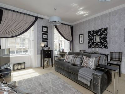 Photo for Thistle Street Luxury Apartment in the Heart of the City