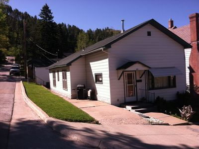 Photo for House on the Hill -Four blocks from main street. NOW RENTING for STURGIS 2019!