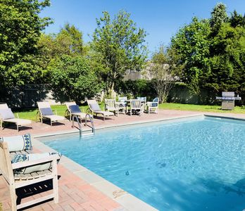 Photo for Amagansett South of Highway 3BR Cottage with Heated Pool