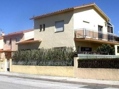 Photo for BEAUTIFUL VILLA WITH GARDEN IN CANET-BEACH!