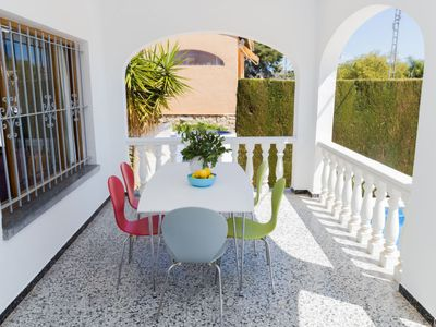 Photo for Vacation home Himalaya in Moraira - 6 persons, 3 bedrooms
