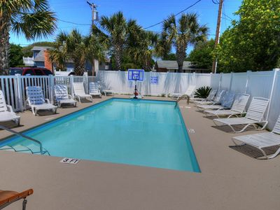 Photo for Oceanview, Private Pool, Steps from the beach