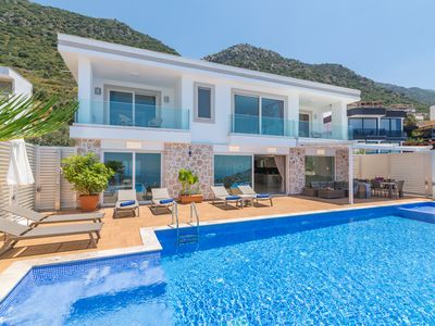 Photo for Villa La Mer Kalkan - 4 Bedroom Luxury Villa