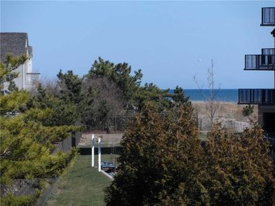 Close to beach!  Community pool!  46 Sea Pines—view from deck