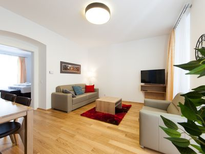 Photo for Deluxe Apartment- Bronce Allee (Apartment Nr. 37)