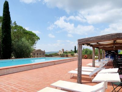 Photo for Apartment Maison Violapo al Castello (PGA105) in Paganico - 4 persons, 1 bedrooms