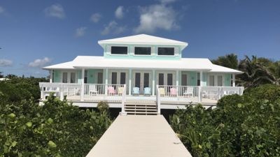 Ocean Front Home With Large Pool & Ideal Location- Hokie Hy