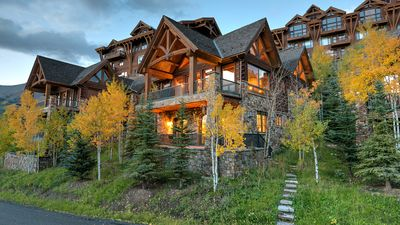 Photo for See Forever Summit Cabin 156: 4 BR / 4.5 BA  in Mountain Village, Sleeps 10