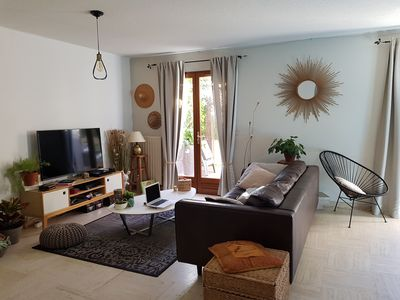 Photo for Comfortable house, close to Montpellier and the sea, 3 bedrooms / 2 bathrooms