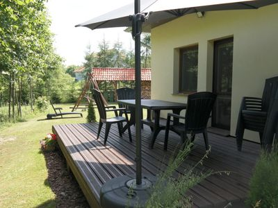 Photo for Vacation home Mazurska Sielanka in Trygort - 10 persons, 3 bedrooms