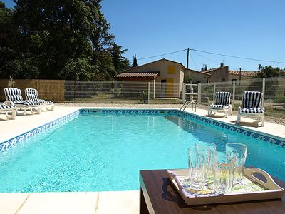 Photo for Vacation home Marguerite  in Bédoin, Provence - 5 persons, 3 bedrooms