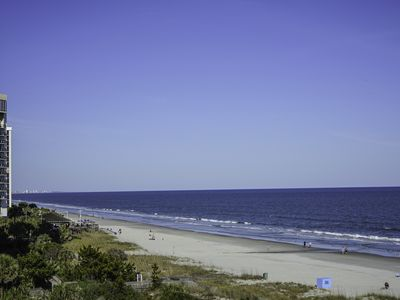 Photo for Ready to Help You Make Wonderful Beach Trip Memories! 2 Bedroom/2 Bath Oceanview