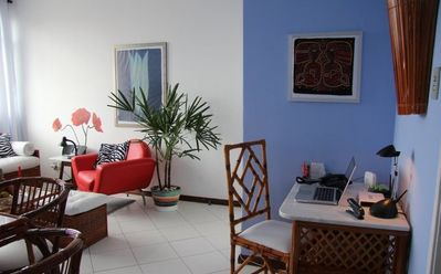 Photo for Central apartment for carnival, beach and shopping