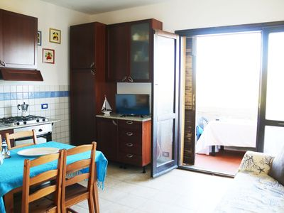 Photo for Casa Agave apartment in Stintino with private parking & private roof terrace.