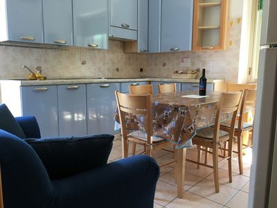 Photo for CIAO MARE: Vasto Marina. Apartment near the beautiful Italian sea.