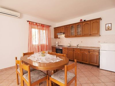 Photo for Apartment in the center of Vodice with Internet, Air conditioning, Parking, Terrace (122075)