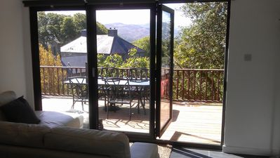 Photo for Contemporary 2 Bed Chalet in Snowdonia National Park