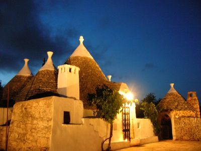 Photo for HOLIDAYS IN TRULLI APULIA
