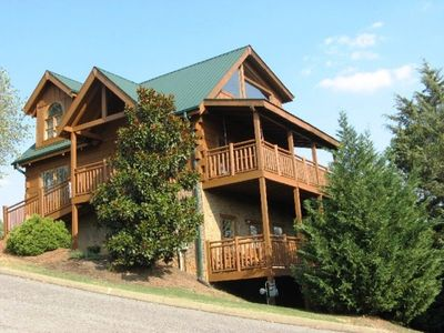 Photo for Soaring Eagle Four Bedrooms Cabin