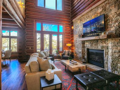 Photo for Effervescent Ski-In / Ski-Out Paradise Townhome