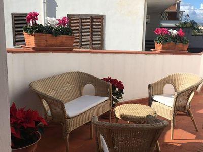 Photo for Holiday apartment Agrigento for 4 - 5 persons with 2 bedrooms - Holiday apartment in a villa